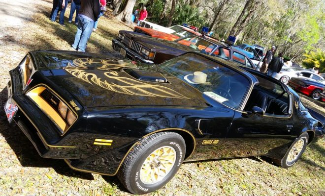 A 1977 Pontiac Trans Am Stole the Show in the Most Famous Car Movie Ever