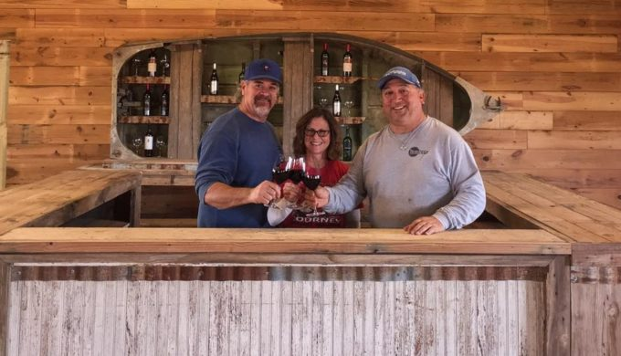 Star of Texas Winery to Open in April: Better Early (Texas) Than Never…
