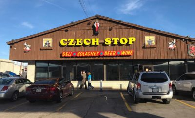 The Czech Stop & Little Czech Baker: No Mystery Just Great Food