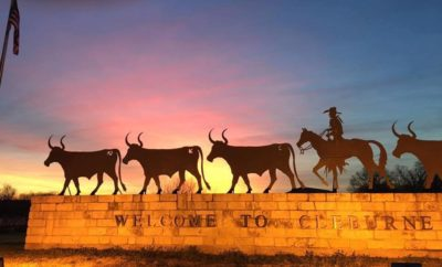 Celebrating 150 Years of the Chisholm Trail in Cleburne, Texas: Two Exhibitions in One Hearty Town