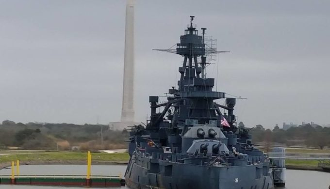 Battleship Texas: A Magnificent Floating Monument of Might