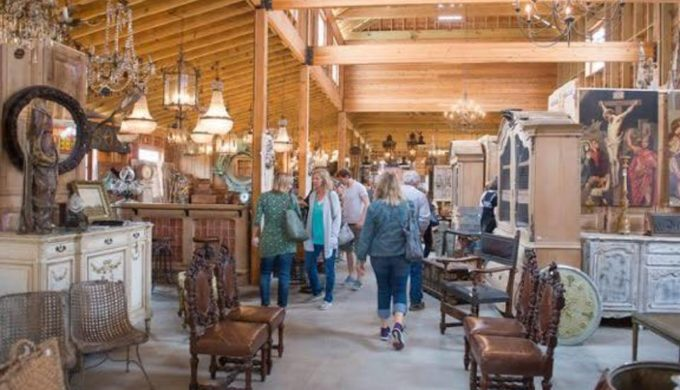 2017 Fall Texas Antiques Week(s) Will Soon Be Upon Us