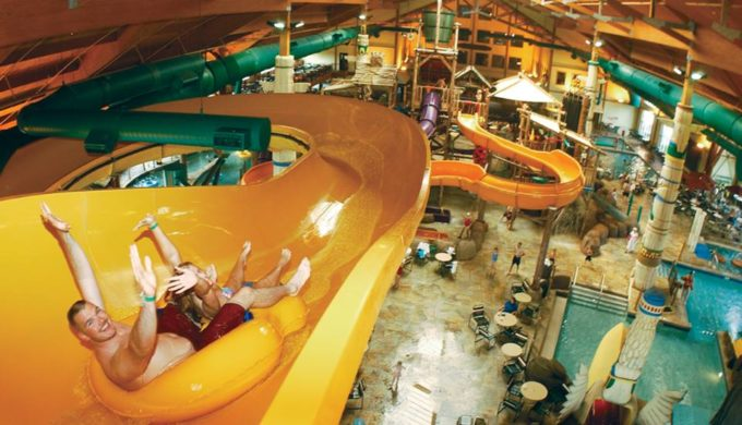 Splurge-Worthy Texas Vacation Stays Part IV: Great Wolf Lodge Grapevine