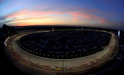 Track Surface and Tire Technology Pair-Up for First Race at TMS