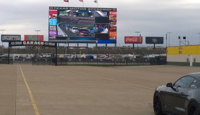 Texas Motor Speedway Daytona 500 Watching Party Will be Huge