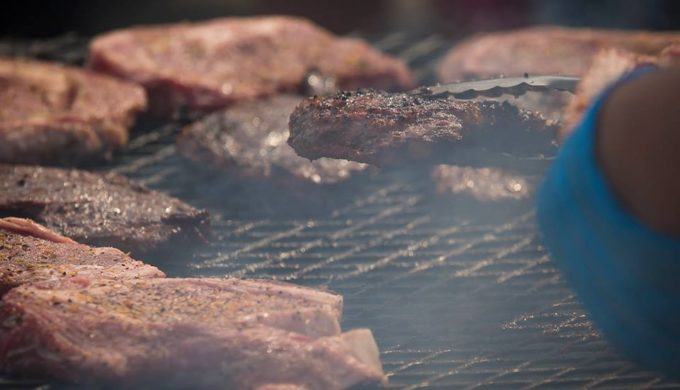 Hico's Annual Texas Steak Cookoff and Wine Festival Features Lone Star State-Style Family Fun