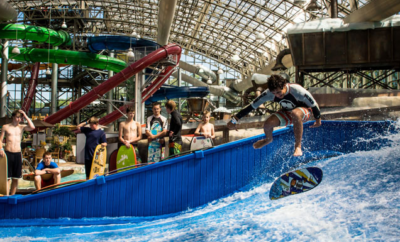 5 Indoor Water Parks for the Most Fun in Texas