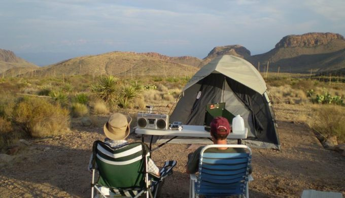 Big Bend: A World Apart and Just a Stone's Throw Away