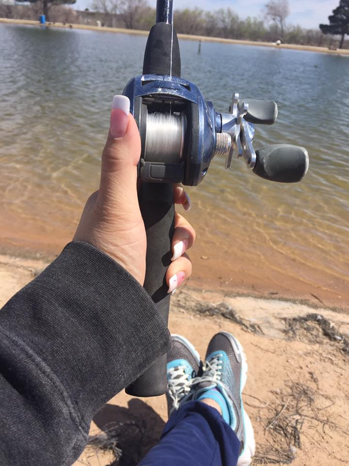 Take Me Fishing Day' in West Texas Gives Kids the