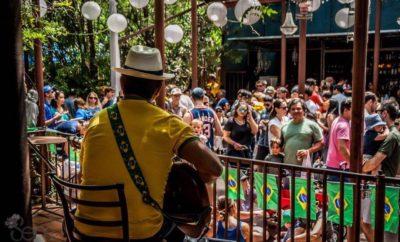 Brazilian Food & Music Festival Celebrates Food, Forró, and Folklore