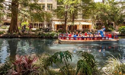 A Vlog Tour of the San Antonio River Walk Features Great Foodie Fan Options Along the Way