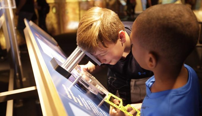 Enjoyment & Art Meets Learning: Perot Museum of Art and Science in Dallas