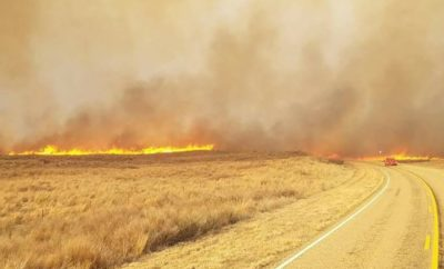 Neighborly Facebook Post Helps Victims of Sweeping Wildfires in Four States