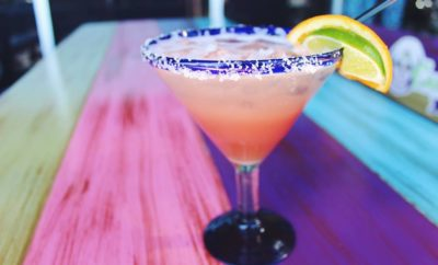 The Perfect Paloma Made with Tasty Texas Tequila