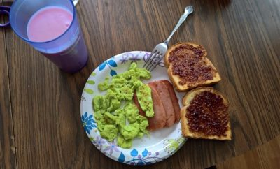 Green Eggs and Ham: It's Not Lucky Charms, But It Does the Trick