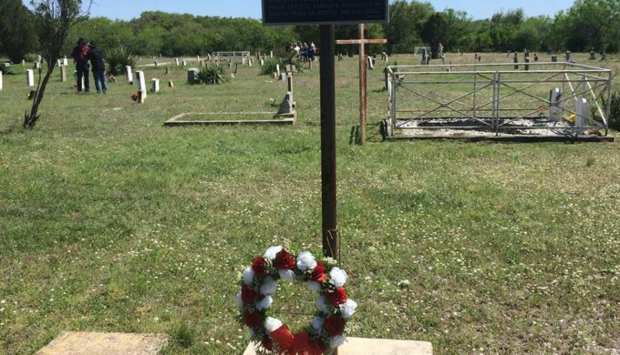 Seminole Negro Indian Scout Cemetery