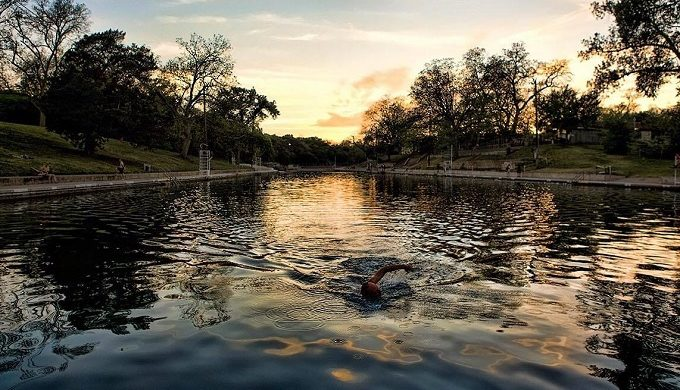 Is Barton Springs the Most Beautiful Natural Spring in Texas?