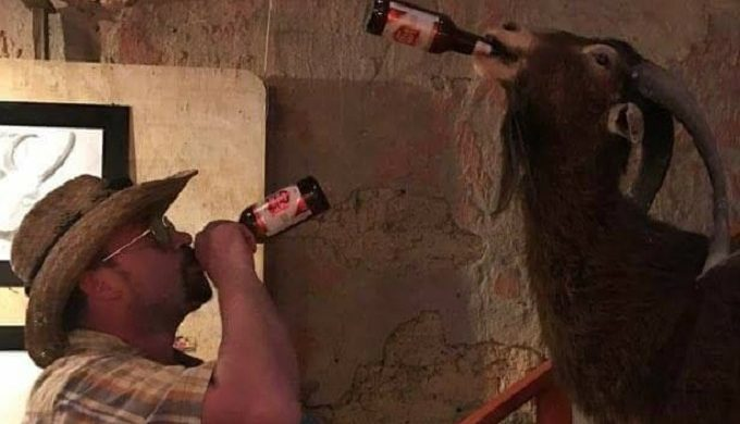 This West Texas Mayor Guzzles Beer… and He was Castrated for It