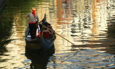 Yes Virginia, Gondola Rides Do Exist In Irving, Texas: Get On Board