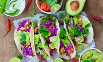 A Creative Cinco de Mayo Menu Can be Made in 3 Easy Steps