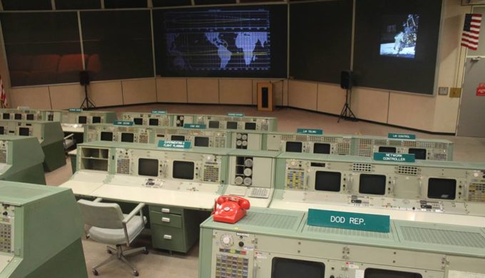 Apollo Mission Control Center Undergoing Extensive Restoration Project