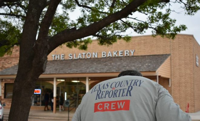 Slaton Bakery to Feature on Upcoming Episode of 'Texas Country Reporter'