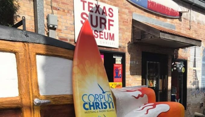 Texas Surf Museum Features A Part of Lone Star State History Often Overlooked