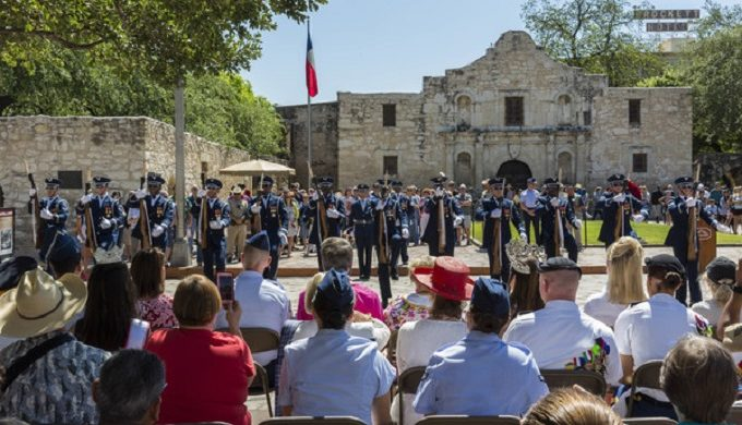 """The plan to redevelop the Alamo heritage site at a cost of $450 million has come under scrutiny by residents in a recent public hearing, many of whom voiced their opposition to the relocation of a 60-foot monument, the demolition of buildings, and closing of streets. The public meeting to discuss the plan and have residents and Texans alike respond to the changes was held on Monday, June 18 in San Antonio. """"We're already in the first minute on our conversation, and I'm already hearing booing,"""" City Councilman Greg Brockhouse said at the meeting, which was held in the Texas Hill Country to provide area residents the opportunity to engage in the review. Making the official release of proposed project details earlier in June, the city of San Antonio, the General Land Office, and the non-profit Alamo Endowment called for the tripling in size of the historic plaza, the razing of a number of buildings, the moving of the Cenotaph, and the construction of a museum. Structural repairs were also identified as a necessary component as well as the lowering of the ground level in some instances, to reflect its original look at the time of the historic 1836 battle."""