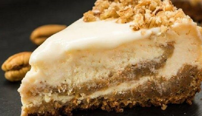 Food Porn at its Finest: A Carrot Cake Cheesecake You Need in Your Life