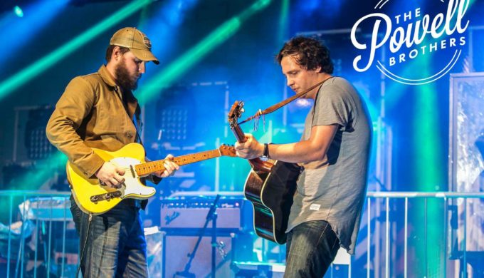 Texas Music Artists The Powell Brothers