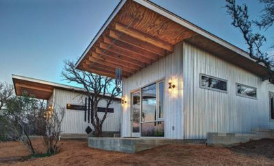Tiny Homes and Simple Living Hits the Texas Hill Country in a Big Way