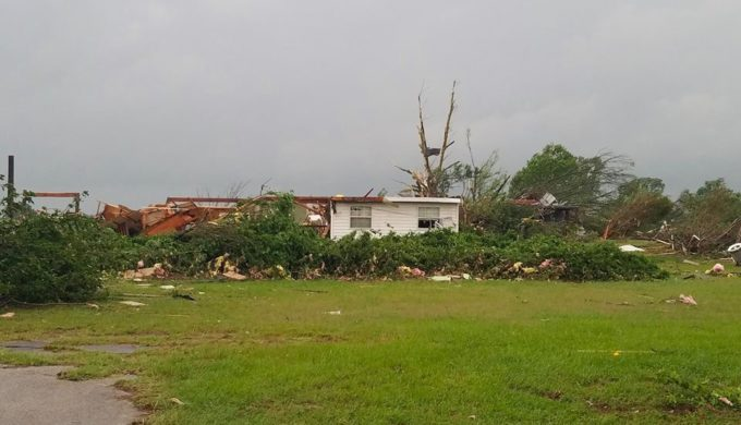 4 Lives Lost and Dozens Injured After 3 Tornadoes Touch Down in Canton, Eustace, and Caney City