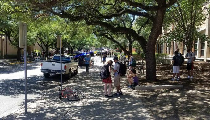 Update: Stabbing at UT Austin Leaves One Dead, Several Injured