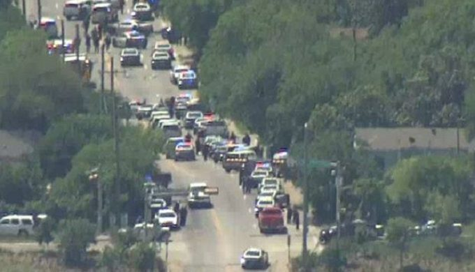 Breaking: Active Shooter In Dallas, One Firefighter Shot