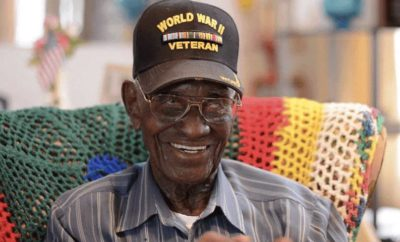 Bank Restores Stolen Money to Oldest WWII Veteran's Personal Account