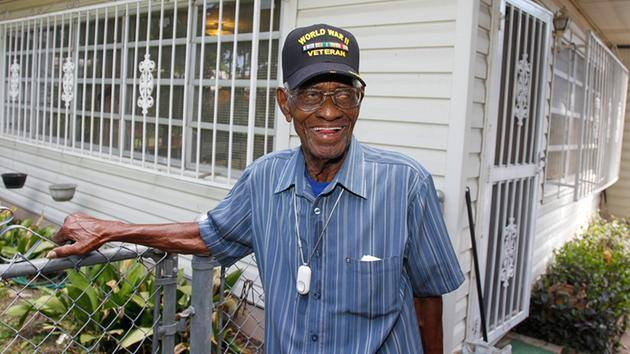 America's Oldest World War II Veteran Tells It Like It Is & Speaks to Your Heart and Mind