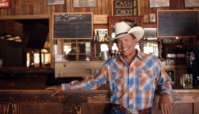George Strait Announced for 2019 RODEOHOUSTON - His 30th Event Performance