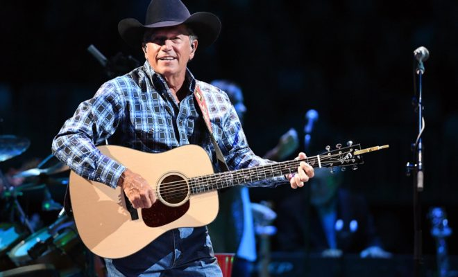 This Ultimate George Strait Texas Road Trip Playlist is Hot Right Now