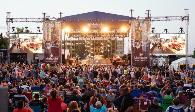 Wildflower Arts & Music Festival Brings Top Talent to Richardson