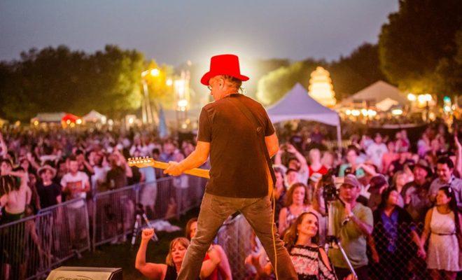 Denton Arts and Jazz Festival: Celebrating Spirit Through Music and Art