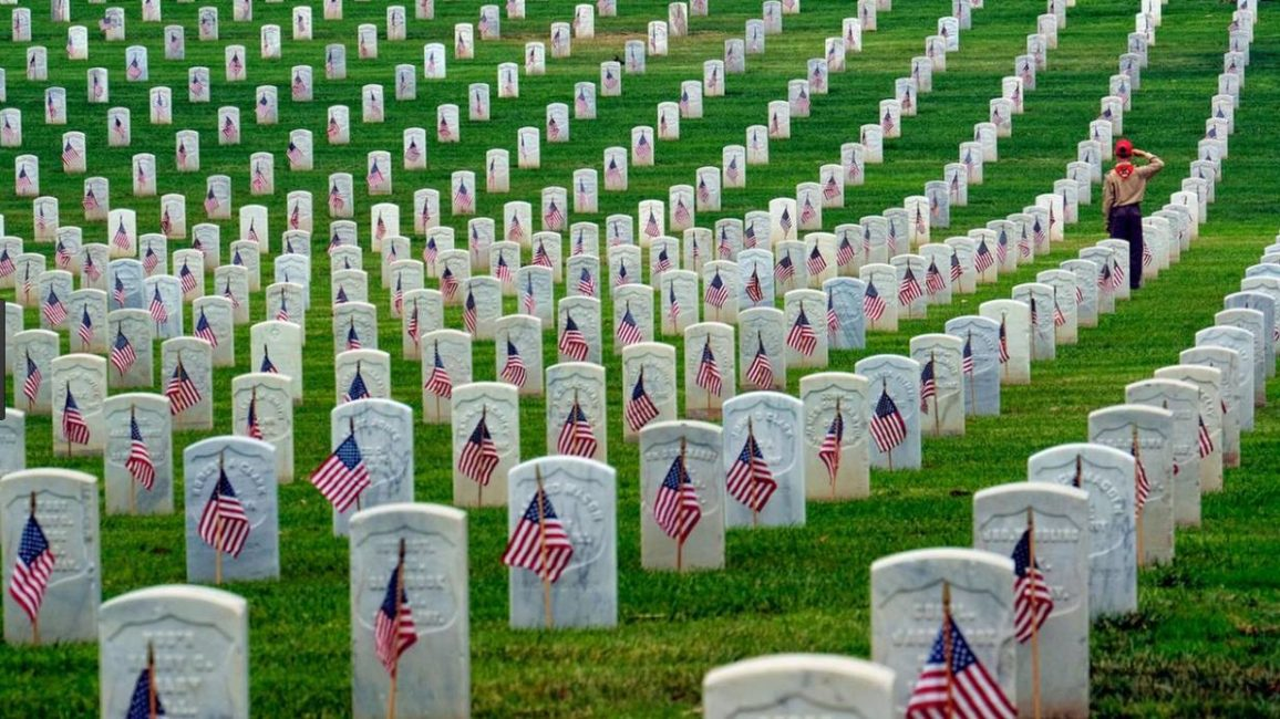 In Remembrance: We Honor the Fallen Heroes of Our Nation