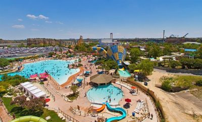 Power Surge: Six Flags Fiesta Texas Retiring Classic Boat Ride