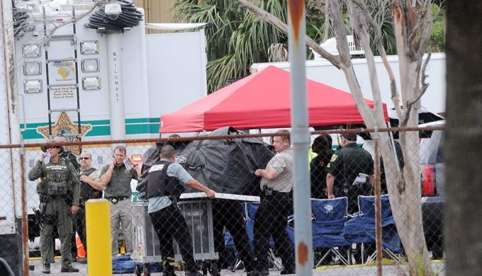 Orlando Workplace Attack Sees 5 Killed Before Shooter Takes His Own Life
