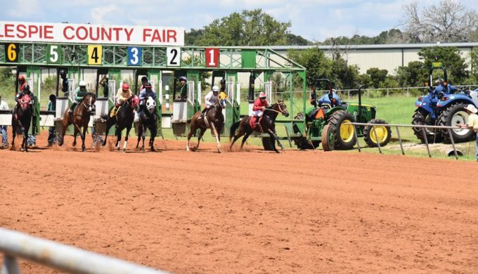 Live Quarter Horse & Thoroughbred Racing at Fredericksburg Downs