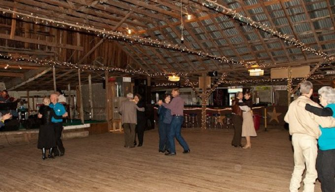 Texas Dance Hall With Century-Old Charm Hits E-Bay Auction Block