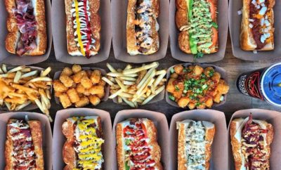 'The Big D' in Richardson Dog Haus is Causing a North Texas Stampede