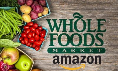 Amazon Announces $13.7 Billion Purchase of Texas-Based Whole Foods