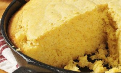 Cornbread: Solo or Paired With a Dish, It's a Staple at the Family Table