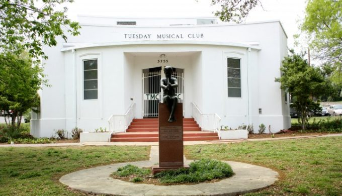 Beautiful Notes Since 1901 at San Antonio's Tuesday Musical Club