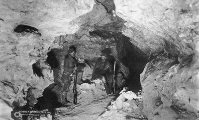 1923 Robber Baron Cave near San Antonio
